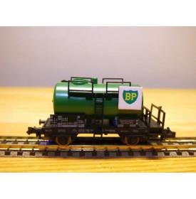 FLEISCHMANN  8402,  wagon citerne   BP   DB  neuf  BO   N
