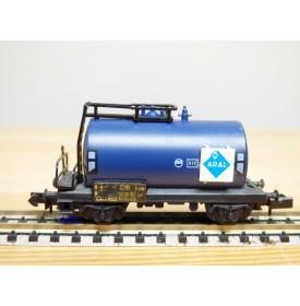 ARNOLD Rapido 0431  wagon citerne ARAL   DB   BO