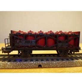 Märklin   4657,  wagon porte citernes pour acide  DB