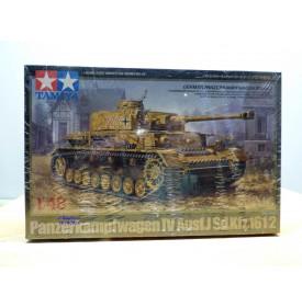 TAMIYA 32518, char Panzerkampfwagen IV Ausf.J Sd. Kfz.161/2   Neuf  BO 1/35