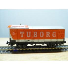 LILIPUT 235 65, wagon couvert type Zh  TUBORG  DSB   BO