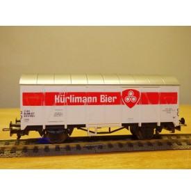 LILIPUT 235 51, wagon bière HÜRLIMANN BIER    SBB   BO