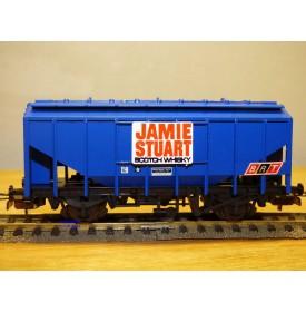 LILIPUT 806 00, wagon trémie pour céréales JAMIE STUART neuf   BO