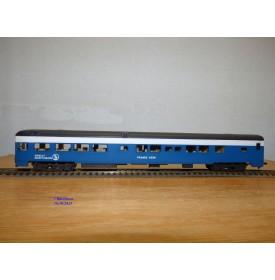 RIVAROSSI V ABZ voiture grandes lignes mixte 1/2 ème Cl. type ABz FS