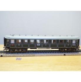 Märklin 41361, voiture  grandes lignes ancienne 1/2/3 Kl. type ABCCü  K.Bay.St.E.  neuf  BO