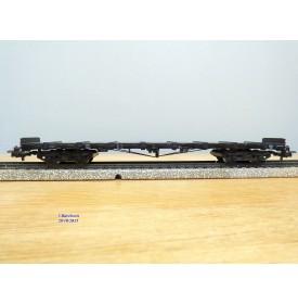 MÄRKLIN 4663 . 1 ,   wagon plat à ranchers type Rs 680  DB BO