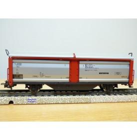 Märklin 4633, wagon à toits et parois coulissants type Klmmgks 66  DB  neuf  BO