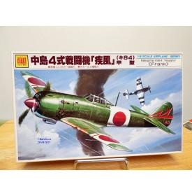 OTAKI OT2-10-500, chasseur / intercepteur  japonais NAKAJIMA  Ki84  Hayate  ( FRANK )  neuf  BO 1/48