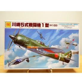 OTAKI OT2-15-500, chasseur / intercepteur  japonais KAWASAKI Ki 100   ( TONY )  neuf  BO 1/48