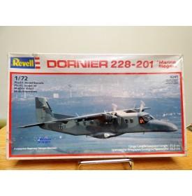 REVELL 4241, avion STOL allemand DORNIER   228-201  Marine Flieger  Neuf  BO 1/72