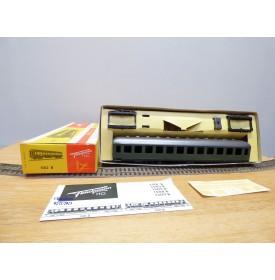 FLEISCHMANN 1502 B, rare kit voiture grandes lignes   DB   neuf  BO
