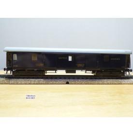 TRIX Express 20 / 165, rare fourgon à bagages Wagon Lits