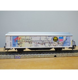 Märklin 94710,  wagon couvert  1869-1994 125 Years First Transcontinental Railroad  Southern Pacific    neuf   BO