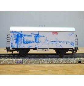 Märklin 93732 / 4415, wagon couvert réfrigérant Märklin Club 1993  Neuf   DB   BO