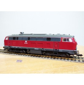 Fleischmann 4238, loco diesel Bo Bo  V218    DB   neuf  BO