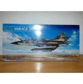 HELLER  80321, avion de pénétration DASSAULT  MIRAGE 2000N     Neuf   BO  1/72