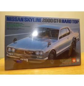TAMIYA 24194,  NISSAN SKYLINE 2000 GT-R HARDTOP Neuf 1/24