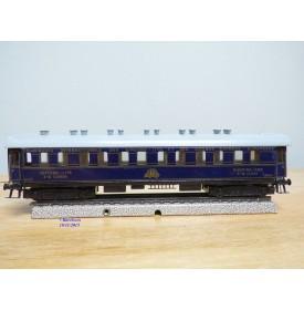 TRIX Express 20 / 167, rare voiture lits  Wagon Lits  CIWL