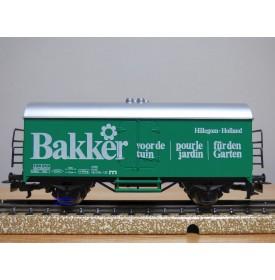 Märklin 85744 / 4415, wagon couvert réfrigérant  Bakker   NS    Neuf   DB   BO