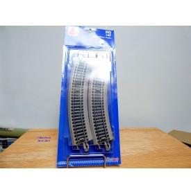 LIMA  L453713, 4 rails courbes R1   385 mm   30°  neufs   BO