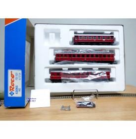 ROCO   43065,  Rame   3 éléments  ET 85  DB  BO