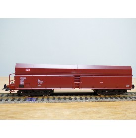 ROCO 46906,  wagon trémie à déchargement latéral   type Fal 163    DBAG     Neuf  BO