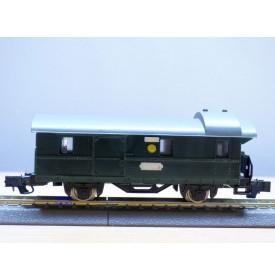 ROKAL D1204 voiture à 2 étages 2/3 Kl. DB BO