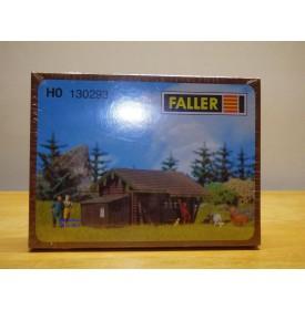 FALLER 130294,  cabane de bûcheron   Neuf   BO   1/87   HO