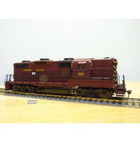 Proto 2000  8143,  loco diesel Bo Bo   EMD   GP 18  Lehigh Valley  BO