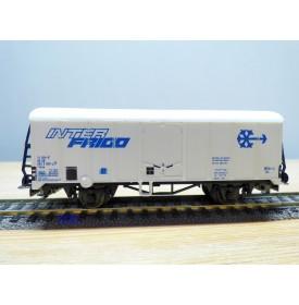 LILIPUT 221 00 , wagon couvert réfrigérant  type Ices  Interfrigo  DB    BO