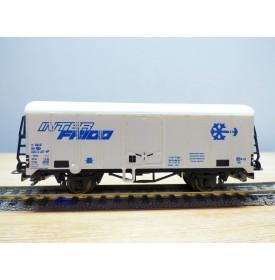 LILIPUT 221 94 , wagon couvert réfrigérant  type Ibces  Interfrigo  SNCB    BO