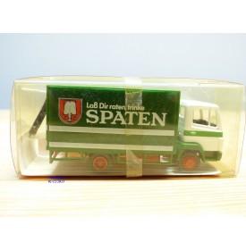 Roskopf 486, camion Mercedes Benz   LP 814  Spatenbrauerei     neuf  BO