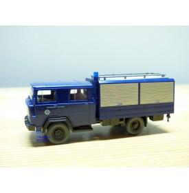 WIKING 24693, camion atelier ( Gerätewagen ) Magirus  THW    Neuf  BO  1/87  HO
