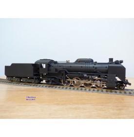 TENSHODO  ADACHI  1001, locomotive Mikado  2-8 2 ( 141 )  Class D 51  JNR
