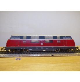 MÄRKLIN 3021 . 12, loco diesel Br 220  DB   neuf  BO