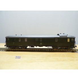 LILIPUT  82600, fourgon à bagages type Düe 949 ex Rheingold  DB  neuf    BO