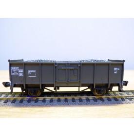 FLEISCHMANN 5206, wagon tombereau EUROP type Tow  avec chargement  SNCF   BO