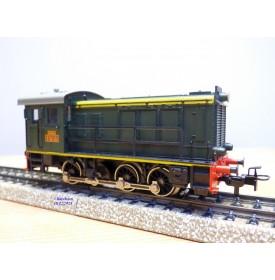 MÄRKLIN  3145,  locotracteur diesel à bielles Y 50 101   SNCF  BO