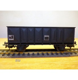 SMCF ???, wagon tombereau  à bogies type T   SNCF  BO