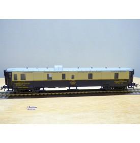 France Trains  315 ,  fourgon grandes lignes à guérite  N°:1263  CIWL  BO
