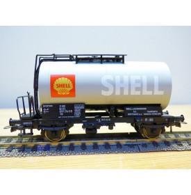 ROCO 46710,  wagon citerne SHELL  CFL    Neuf   BO