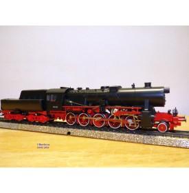 Märklin digital 37159,  loco Decapod 150 série  TE-3915  ( ex Br 52 DR)  SZD  neuf   BO