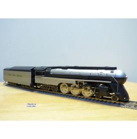 "Rivarossi  véro 1552,  locomotive Hudson  carénée 4 6 4 type J3a "" Empire State Express "" N°: 5429  NYC   BO"