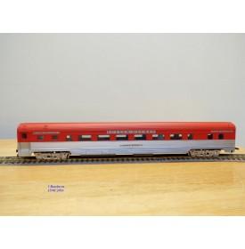 RIVAROSSI  véro 6761, voiture coach  ( corrugated  side coach ) Golden Rocket  Valle Verde   Rock Island  Neuf   BO