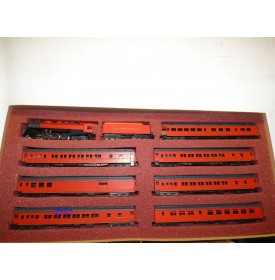 """RIVAROSSI """"véro""""  / CON-COR Cardin'al's Train, Très rare coffret The Cardinal's Train   BO"""
