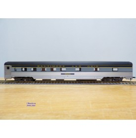 IHC  6642,  voiture lits ( corrugated side roomette )  SCHULYKILL   Capitol Limited B&O  neuf    BO