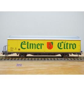 ROCO 46168  wagon à parois coulissantes type Hbis-vxy   ELMER CITRO  SBB   neuf  BO