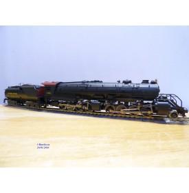 Rivarossi  véro 5400,  locomotive articulée Mallet 2 8 8 0 type EL-5   B & O  BO