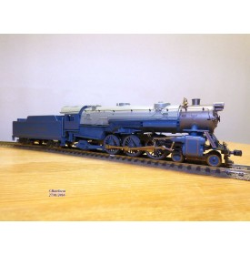 Rivarossi  véro 5404,  locomotive  heavy Pacific  4 6 2  N°: 5309 The Royal Blue  B&O  Neuf   BO