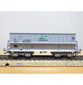 MÄRKLIN   48440,  wagon trémie à déchargement latéral  type  Falls   SNCB   Neuf   BO